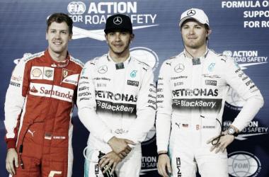 Lewis Hamilton segue sendo o único piloto a largar na pole position nesta temporada (Foto: )