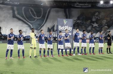 Fotografía: Millonarios FC