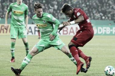 Leverkusen vence Mönchengladbach fora de casa e avança às quartas
