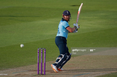 Johnny Bairstow was the star man as England beat Ireland by four wickets in the second ODI on Saturday | Photo by Andy Couldridge - Pool via Getty Images