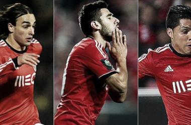 Bajas numerosas e importantes en el Benfica