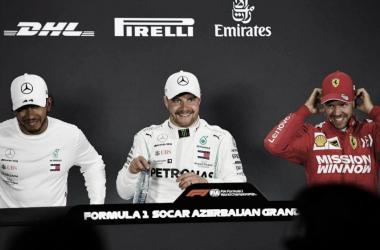 Resultado do GP do Azerbaijão 2019 do Formula 1