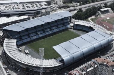 El estadio de la discordia en Vigo