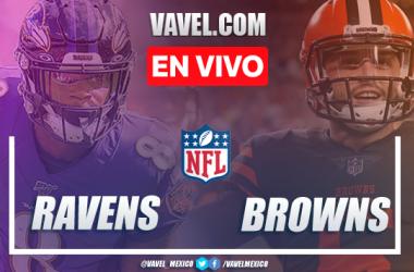 Resumen y Touchdowns del Baltimore Ravens 47-42 Cleveland Browns, en Semana 14 NFL