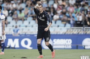 Bale será titular en su estadio favorito