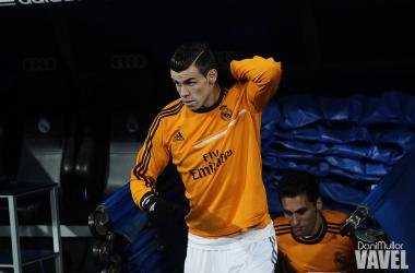 Bale saliendo al Bernabéu en su primera etapa en el Madrid. Foto: Dani Mullor | VAVEL