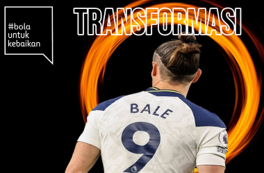 Belajar Bertransformasi dari Gareth Bale