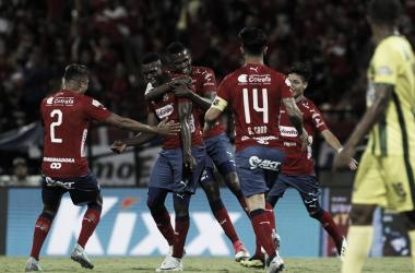 El Poderoso ganó y se aseguró en los cuartos de Final de la Liga Águila | Foto: Balón Dividido
