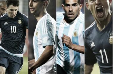 Messi, Pastore, Tevez y el Kun son algunos de los argentinos preseleccionados. (Foto: Vavel)