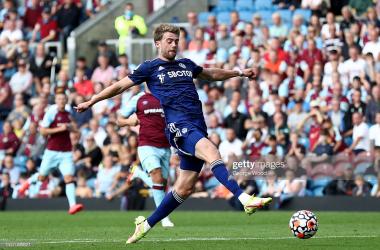 Burnley 1-1 Leeds United: Late Patrick Bamford goal earns Leeds a point