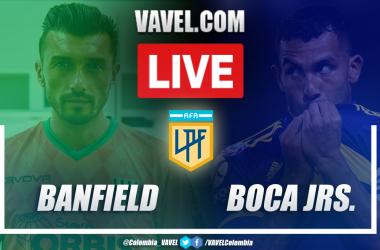 Resumen de Banfield vs Boca (1-1) Penales (3-5) por la final de la Copa Diego Armando Maradona