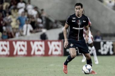 (Foto: Lucas Merçon/Fluminense)
