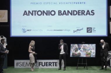 Antonio Banderas vuelve a brillar