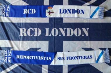 Entrevista. Peña RCD London, deportivismo desde la distancia