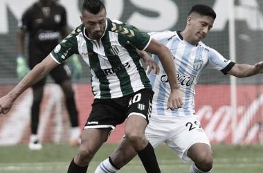 Banfield vs Atlético Tucumán