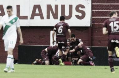 La derrota en el clásico fue un golpe duro para el conjunto del 'Pelado' Almeyda. Foto: Infobae