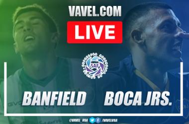 Goals and highlights: Banfield 1(3)-(5)1 Boca Juniors in Copa Maradona 2021