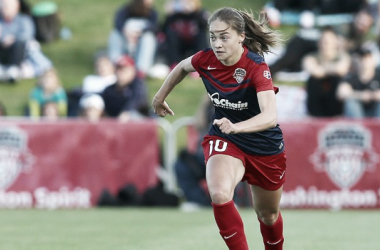 Estefania Banini was named NWSL Player of the Month for the month of June | nwslsoccer.com