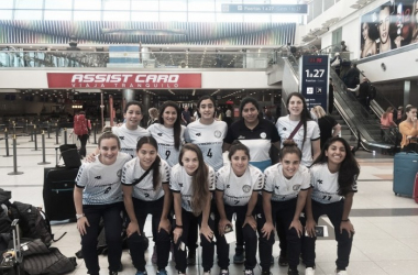 The Argentinian Women's National Futsal Team travels to Catalonia for the 2017 AMF Futsal Women's World Cup | @WashSpirit