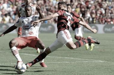 Bangu encara tabu de dez anos contra o Flamengo