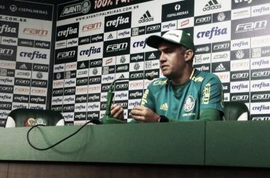 """Eduardo Baptista exalta elenco e valoriza opções para o Paulista: """"Não quero cometer injustiça"""""""