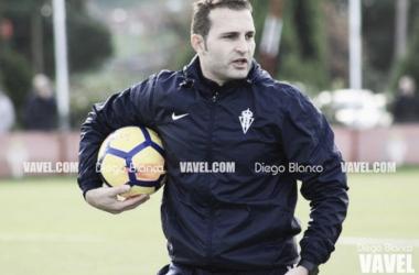 Rubén Baraja listo para la final del equipo. FOTO: Diego Blanco-VAVEL