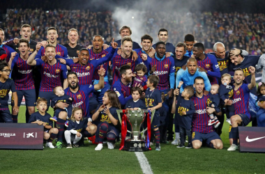 Enthralling La Liga Title Race