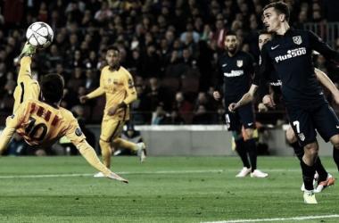 Atlético Madrid x Barcelona:que vença o melhor (Foto:http://pt.uefa.com/uefachampionsleague/)