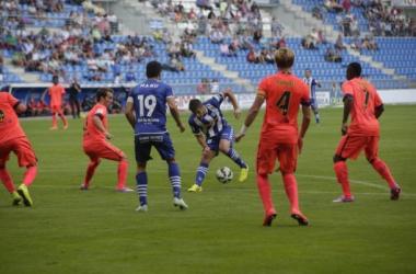 Barça B - Alavés: puntuaciones Barça B jornada 25 de la Liga Adelante