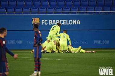 Análisis post: El Barça B se ve superado ante el Andorra