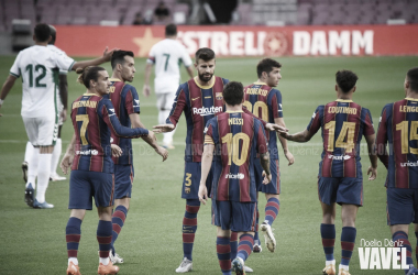 Resumen Barcelona vs PSG (1-4) en UEFA Champions League