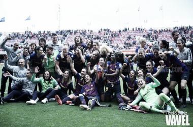 El FCBarcelona femenino disputará su primer final europea después de derrotar al Bayern de Munich / Foto: Noelia Déniz (Vavel España)