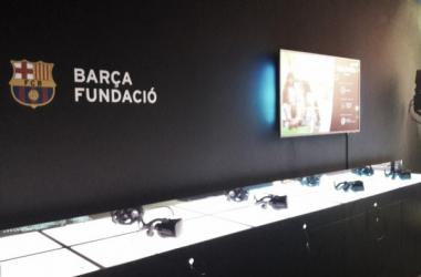 El Barça presenta el nuevo Barça Fundació | Foto: FCB