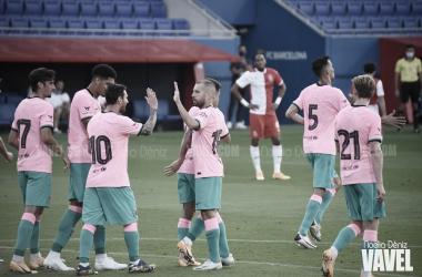 Resumen Rayo Vallecano vs Barcelona (1-2)