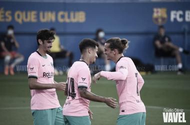 """Philippe Coutinho: """"Nuestro objetivo es pelear por el título"""""""
