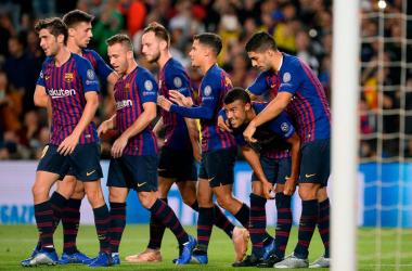 Inter, serve di più per infastidire il Barça, al Camp Nou finisce 2-0