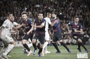 La temporada pasada el Barcelona y el Inter ya se vieron las caras en fase de grupos // Noelia Déniz (VAVEL España)