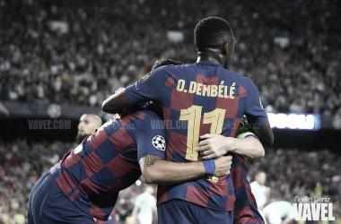 El Barcelona recupera la victoria en el Camp Nou   Foto: Noelia Déniz - VAVEL