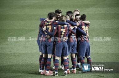 Previa Eibar vs Barcelona: el último 'adiós'