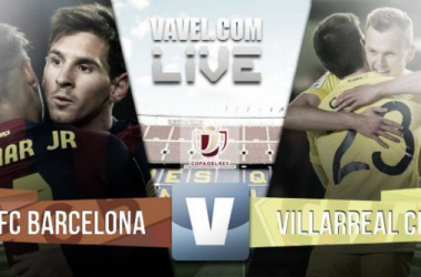 FC Barcelone - Villarreal en direct commenté : suivez le match en (3-1)