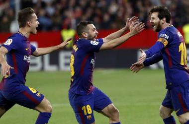 Barcellona, Busquets e Messi a disposizione per la Roma | www.twitter.com (@FCBarcelona)