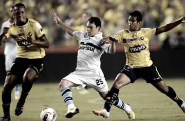 Barcelona - Gremio en la Copa Sudamericana de 2012 | FOTO: PERÚ