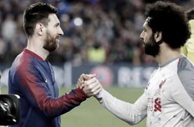 Em jogo decisivo, Liverpool e Barcelona decidem vaga na final da Champions