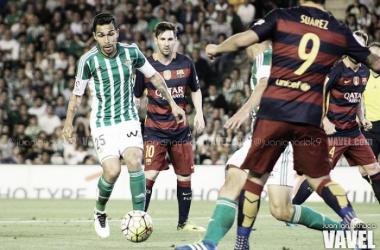 Precedentes entre el FC Barcelona y el Real Betis Balompié