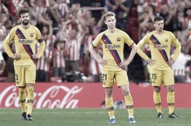 Barcelona busca retomar liderança diante do Athletic Bilbao