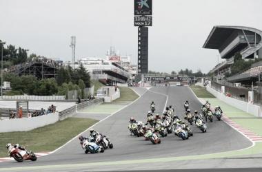 Circuit Barcelona-Catalunya. Foto:fimcevrepsol.com