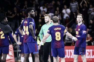 Barcelona Lassa se despide de la Champions League