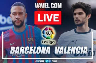 Gols e melhores momentos de Barcelona 3 x 1 Valencia pelo Campeonato Espanhol