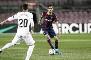 Barcelona vs Getafe, Camp Nou // Fuente: FC Barcelona