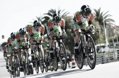 Giro de Italia 2017: Bardiani-CSF, a por las etapas